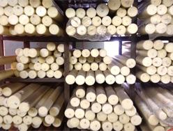 Капролоновые стержни склад производство